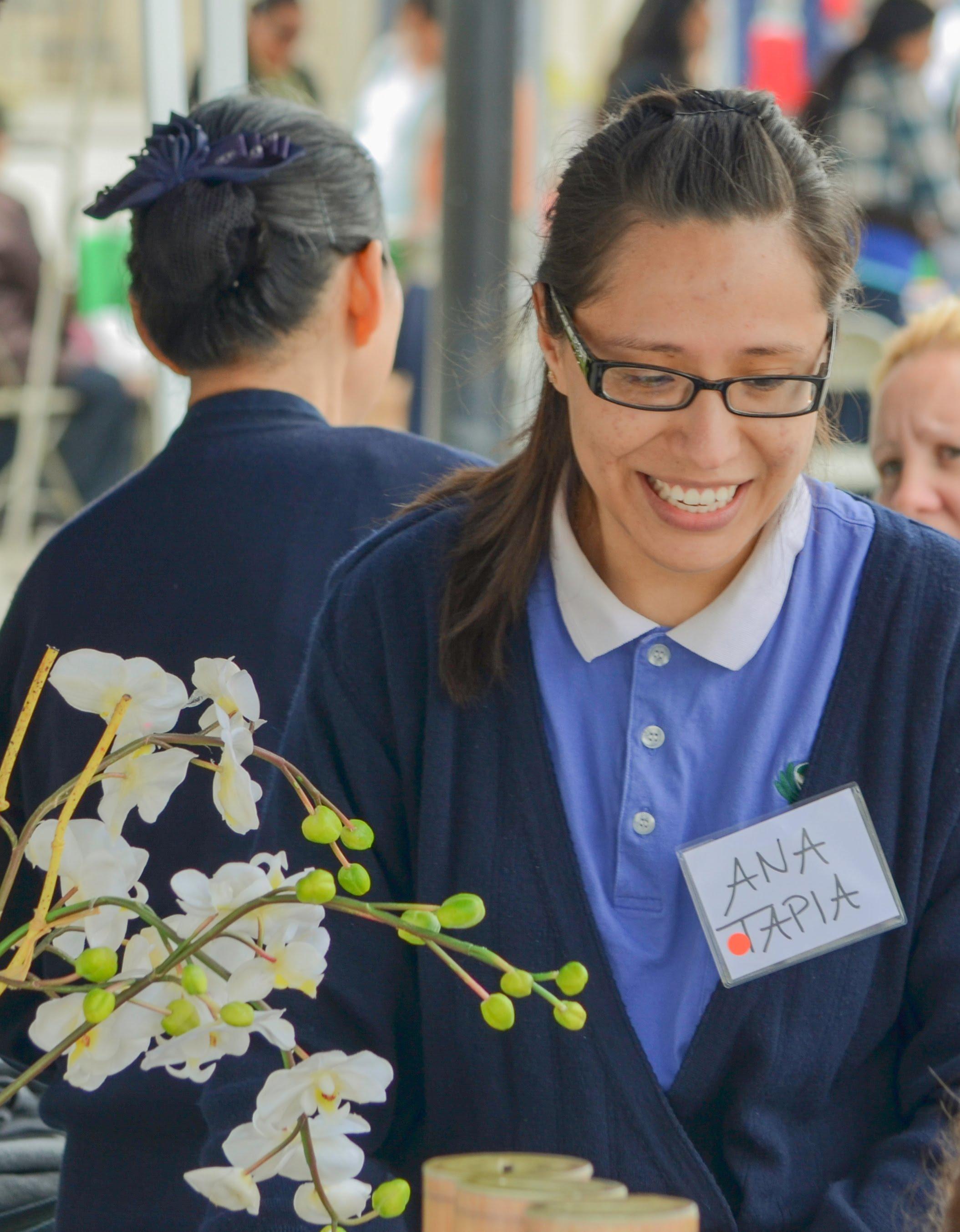 Commissioner Intern Sister Ana Tapia 1992-2014